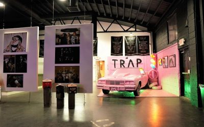 The Black Woman Who Helped Turn Trap Music Into A Museum
