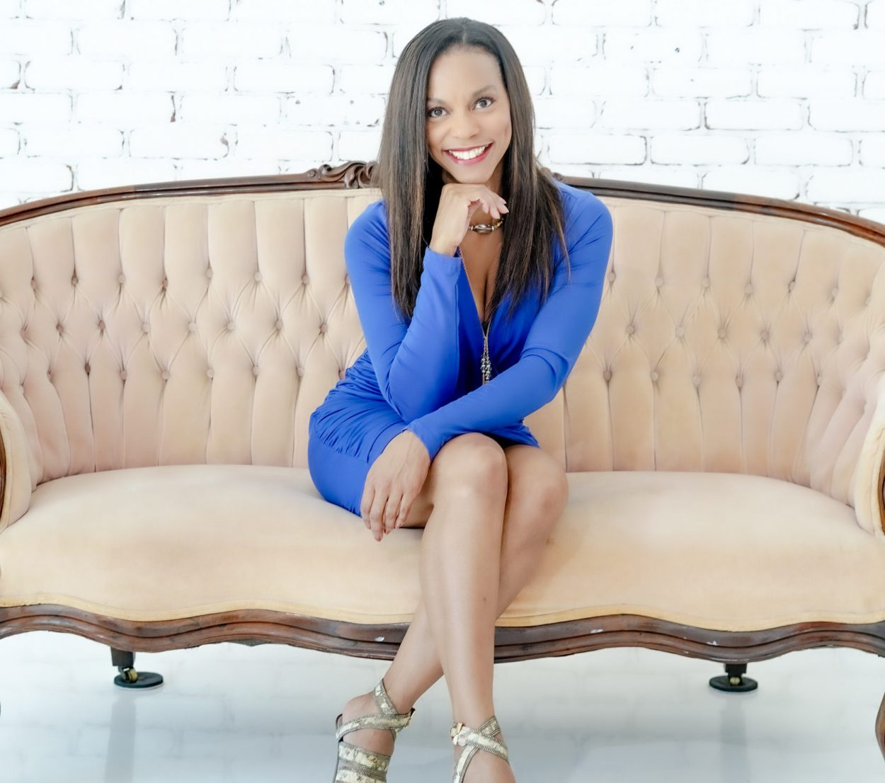 Business Coach Pasha Carter on Her Journey From...