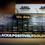 McDonald's Black & Positively Golden