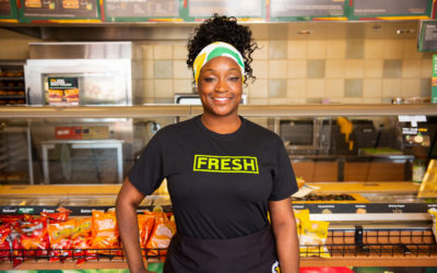 For This Oakland Police Officer and Subway Franchise Owner, It's All About Community