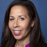 first black woman to sit on Facebook's board