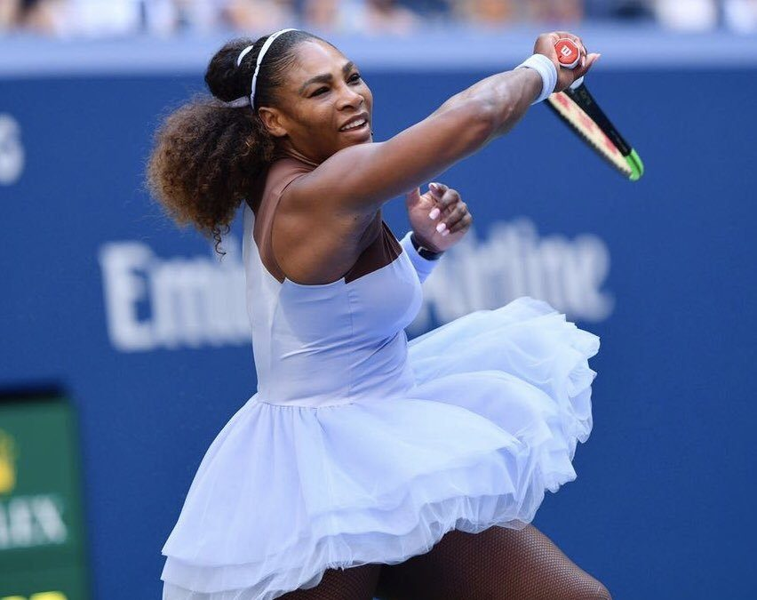 The Racket Serena Williams Smashed at the 2018 U.S. Open Sold for Nearly $21,000