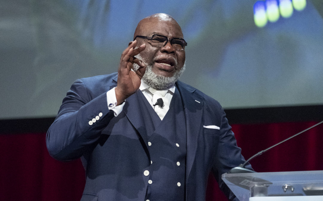 Black Entrepreneurs Are Leveling Up with TD Jakes