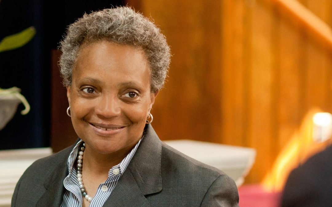 5 Facts About Chicago's First Black Woman Mayor, Lori Lightfoot