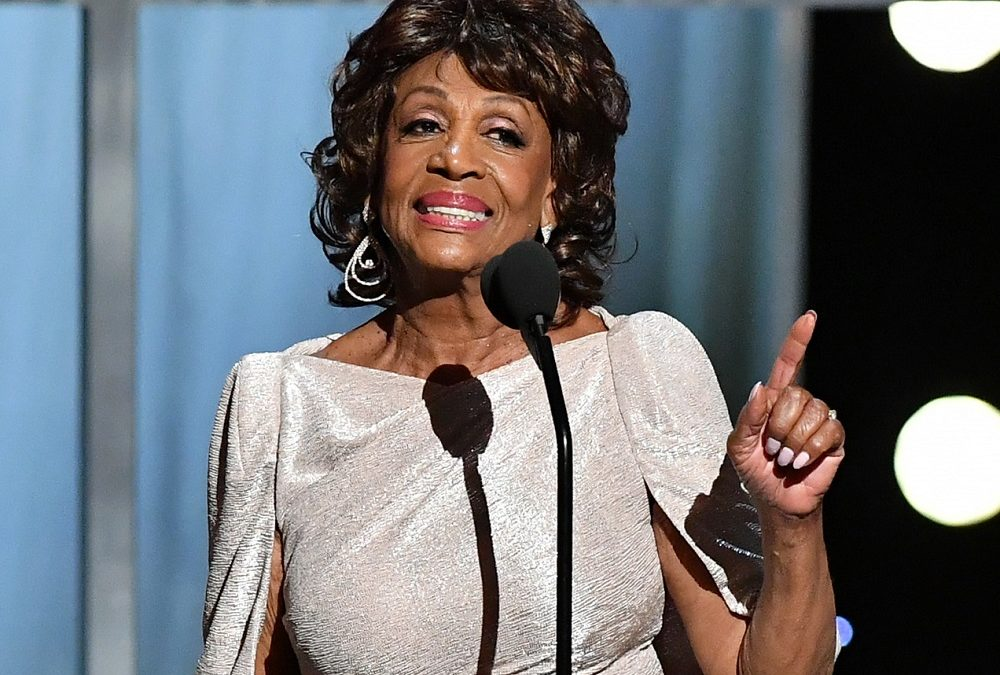 """""""Jussie Smollett is like a son to me:"""" Maxine Waters and Other Stars Defend the """"Empire"""" Actor at the NAACP Image Awards"""