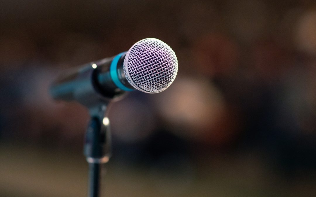Want Your Voice Heard? Advice on How to Get Speaking Engagements