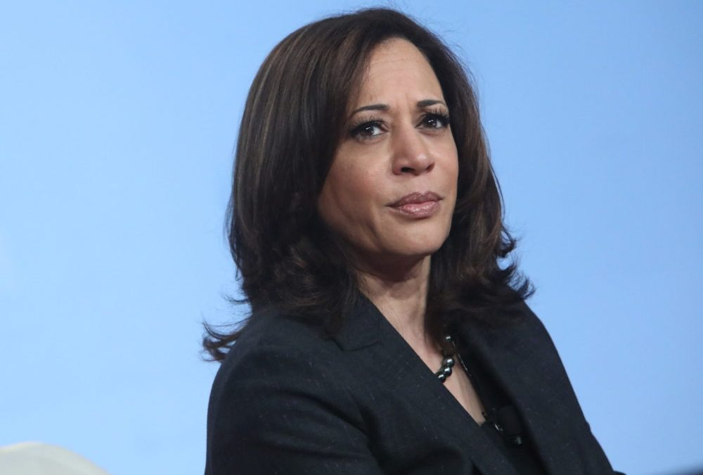 Kamala Harris Vows to Fine Companies That Pay Women Workers Less Than Men