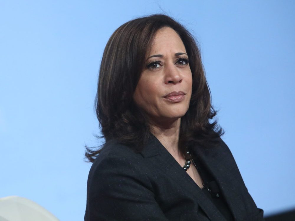 Conservatives Are Questioning Kamala Harris' Biracial Heritage