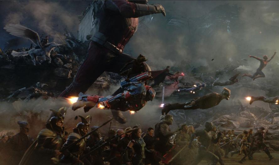 How an 'Avengers: Endgame' Mindset Can Help Rebuild the Black Community