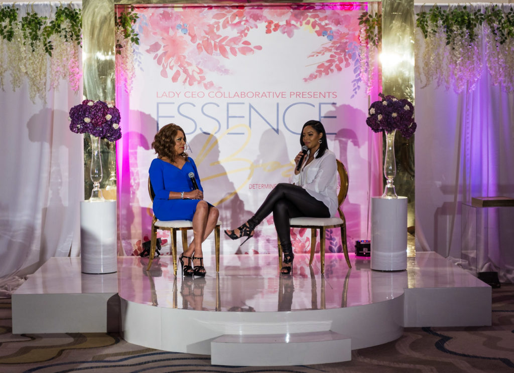 at the 2nd Annual Essence of A Boss Conference
