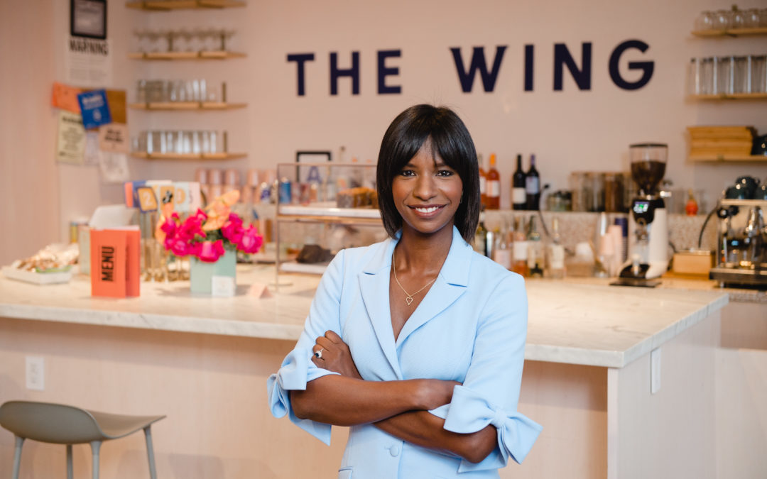 The Woman Behind this $117.5M Venture Backed Co-Working Space is a Black CFO