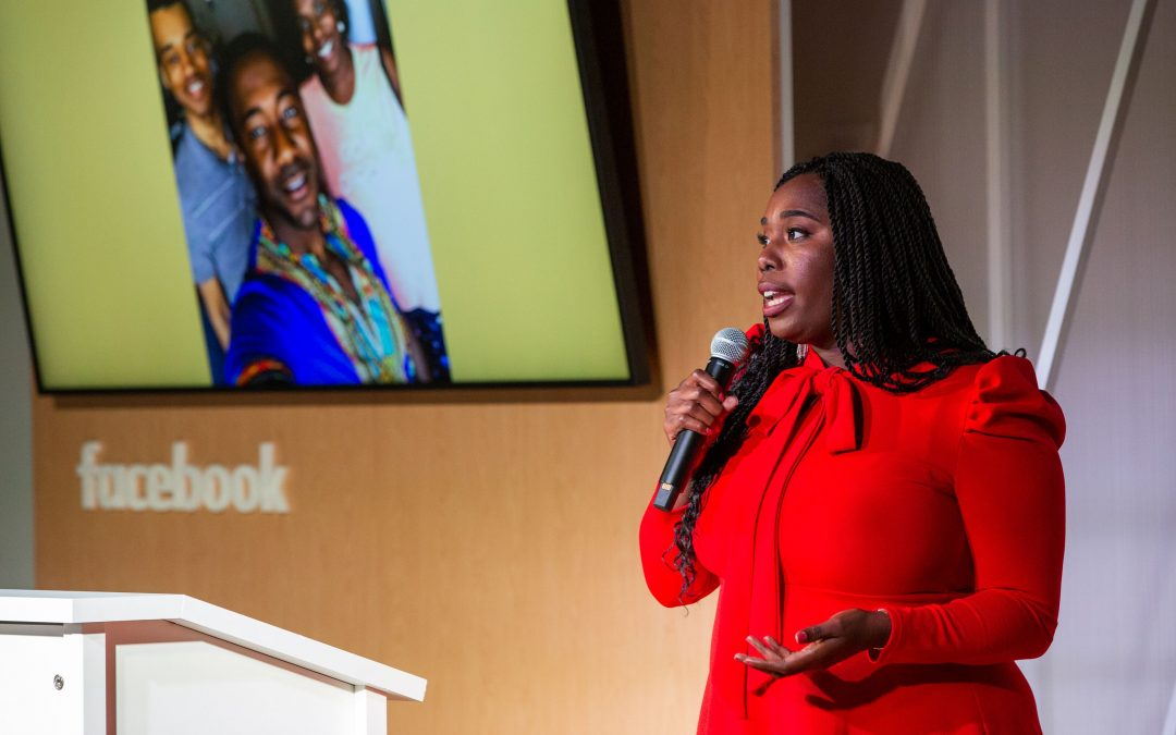 She Creates a Facebook Healing Space for 20,000 Black Therapists