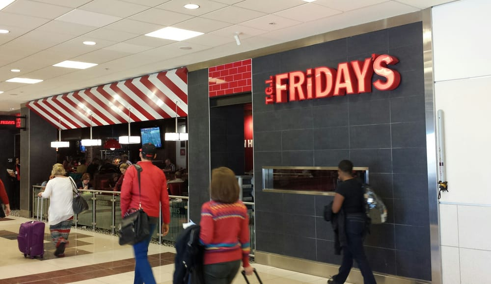 Black-Owned Food Services Company Named TGI Fridays' 'Franchise Group of the Year'
