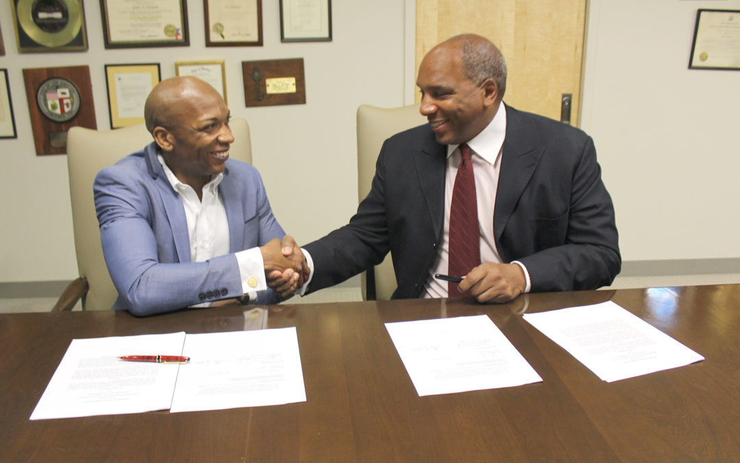 BLACK ENTERPRISE, Minority Business Development Agency Partner To Help Black Businesses Gain Access To Innovation and Financing