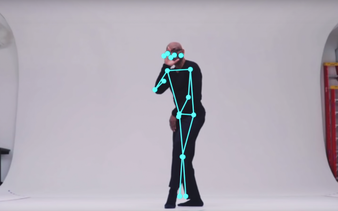 Google and Legendary Dancer Bill T. Jones Create Interactive Dance Experience for Anyone