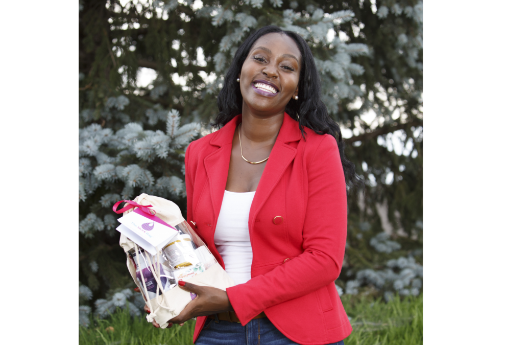 The CEO of The Stork Bag Delivers Products to Pregnant Women Globally with E-commerce Business