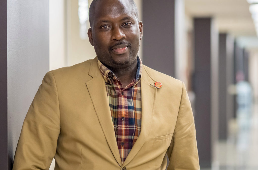 Daniel Jean: College Educator On Mission To Inspire People of Color to Earn Ph.D.s