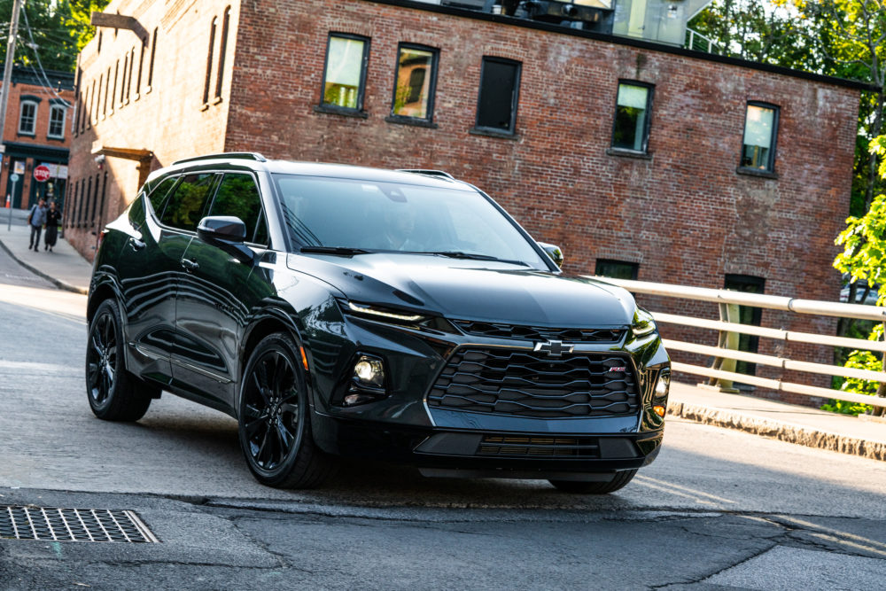 General Motors Gives the Iconic Chevy Blazer a Reboot with ...