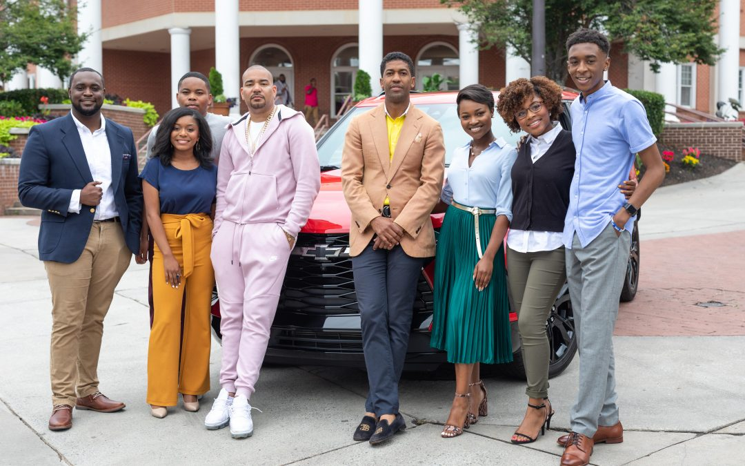 Chevrolet Selects Six HBCU Students for Journalism Fellowship
