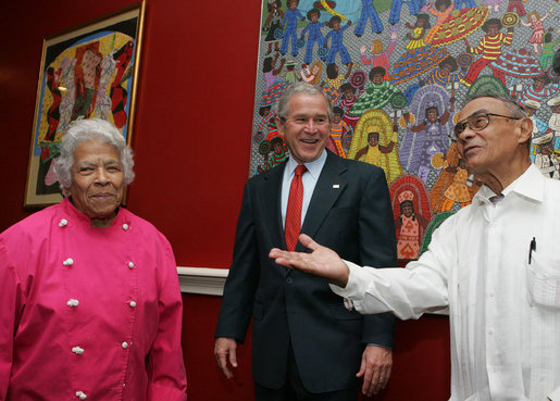 Black Enterprise 2009 Woman of Power Legacy Award Honoree Leah Chase Passes Away
