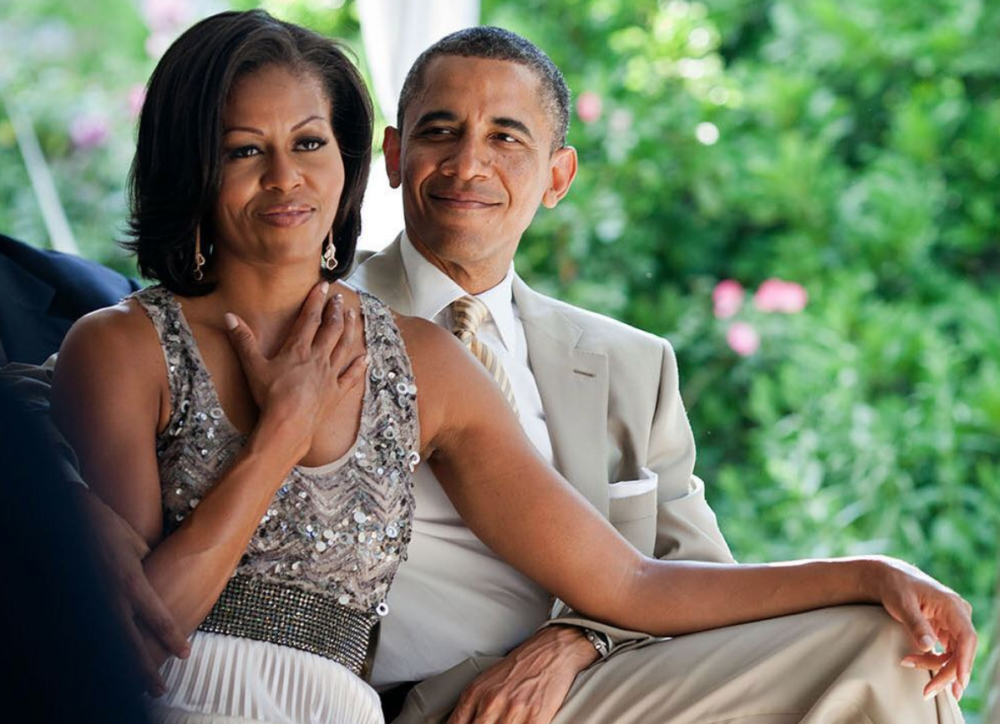 Barack and Michelle Obama Partner with Spotify to Produce Exclusive Podcasts