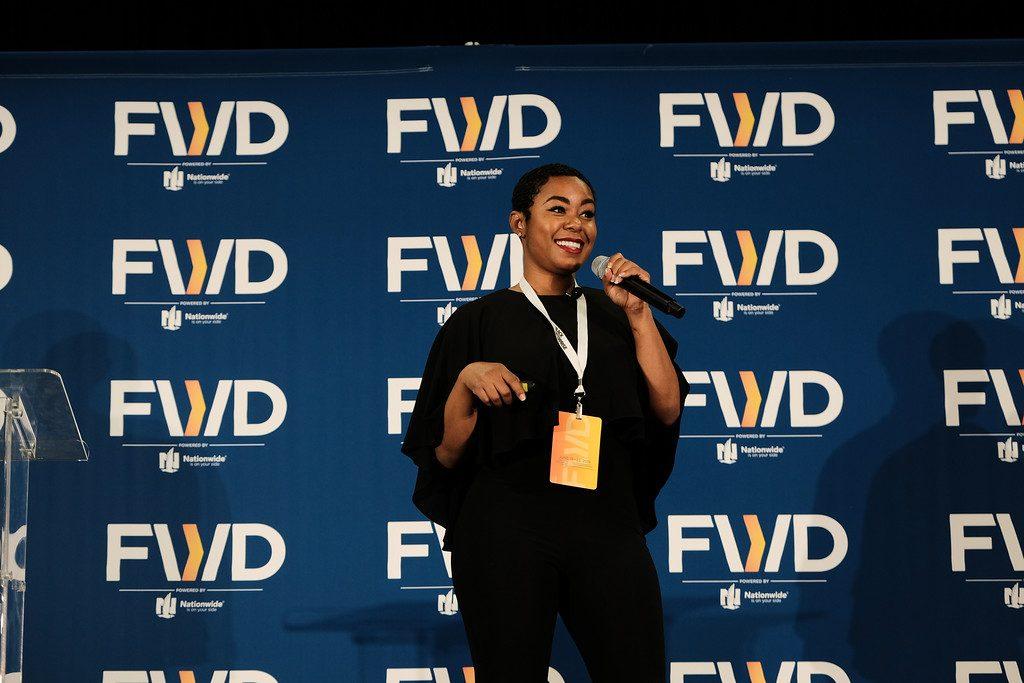 Black Enterprise event speaker