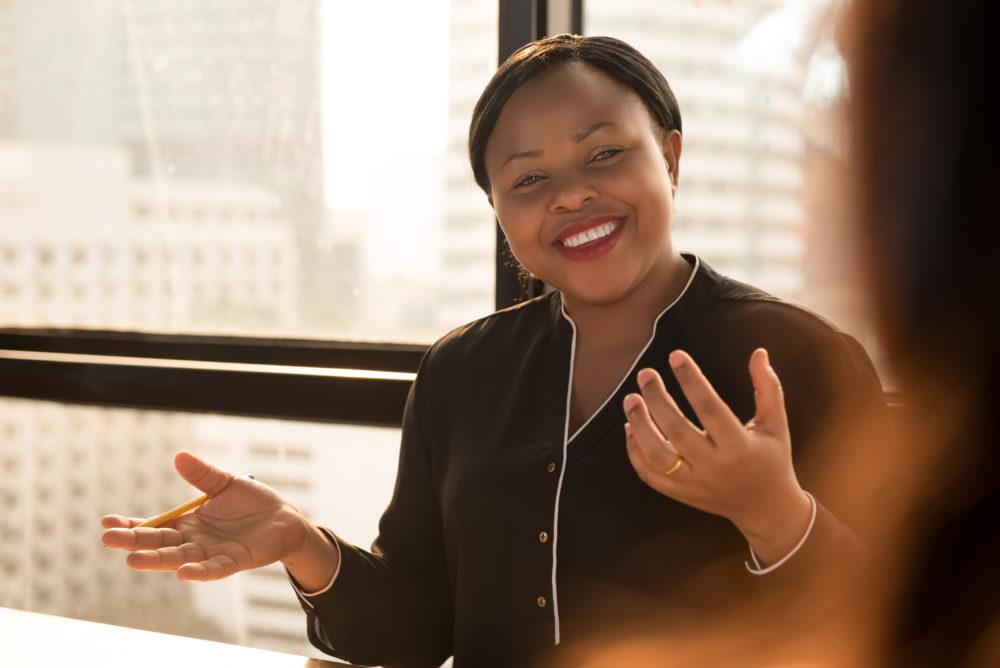 black women business investors owners