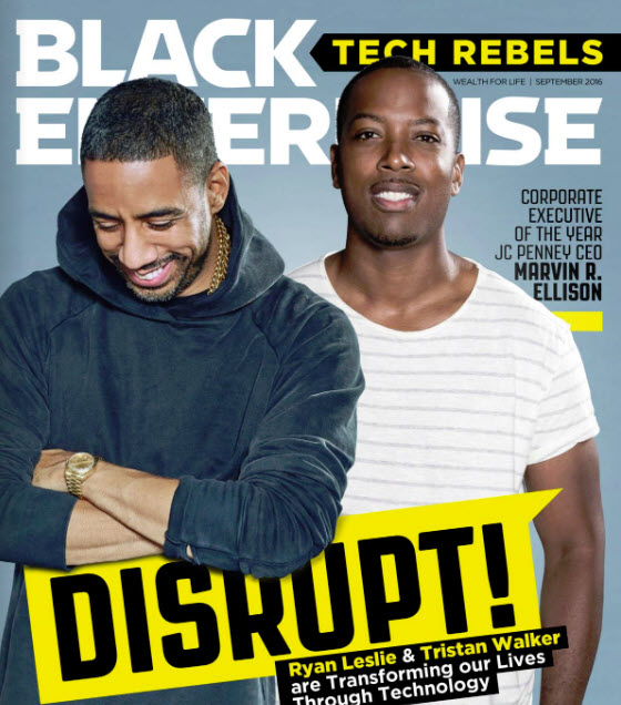 how to get covered by black enterprise