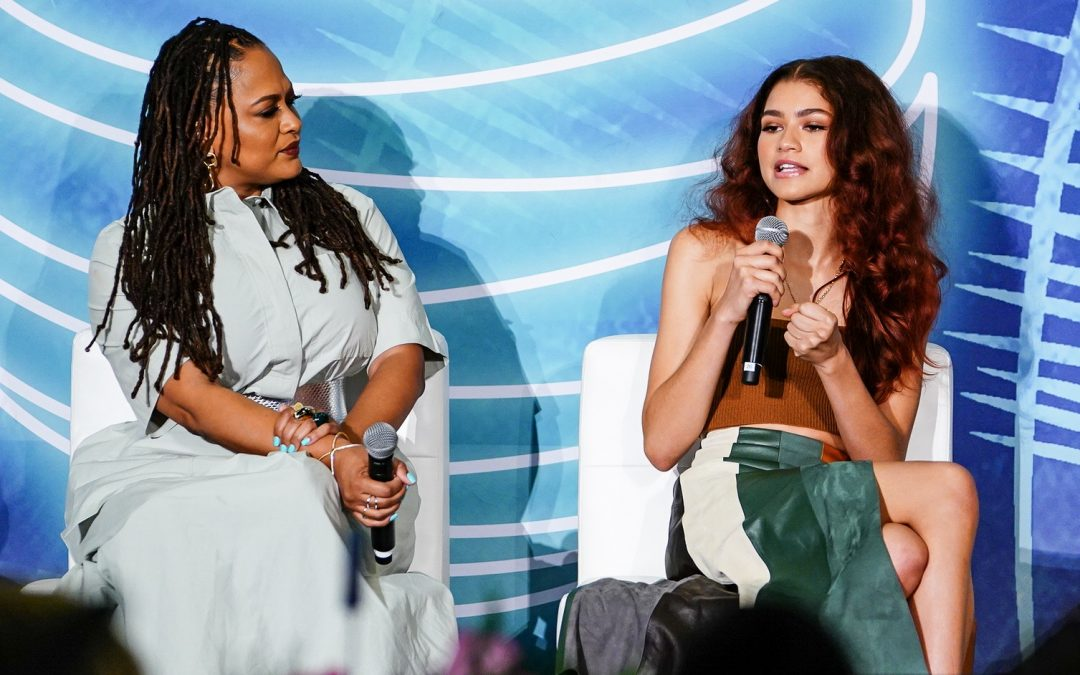 Ava DuVernay, Zendaya Discuss the Importance of Black People Telling Their Stories