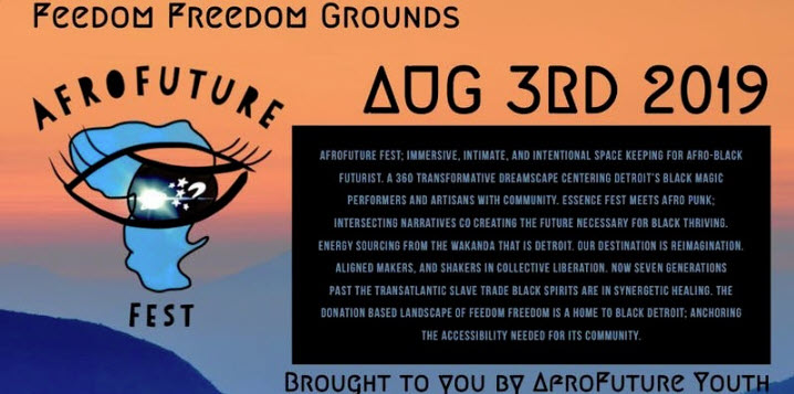AfroFuture Fest Organizers Change Decision to Charge White People More for Tickets