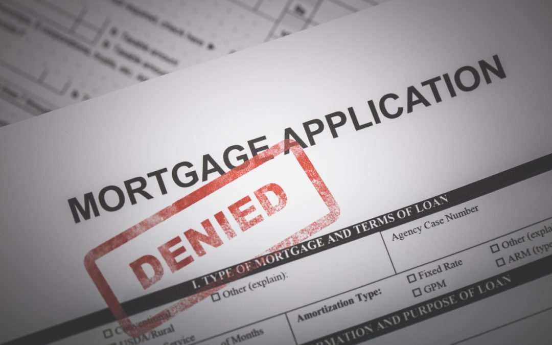 African Americans are More Likely to Be Denied a Mortgage Without Reason