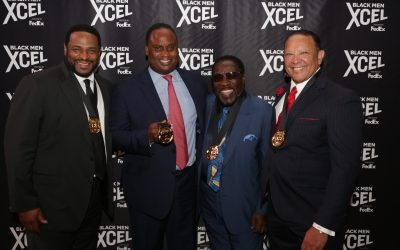 Black Men XCEL: A Recognition of Today's Black Man (Full Event Recap)