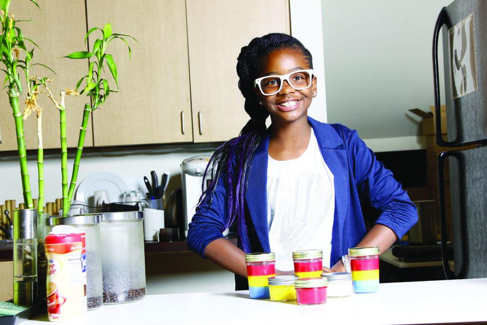 Detroit's youngest entrepreneur