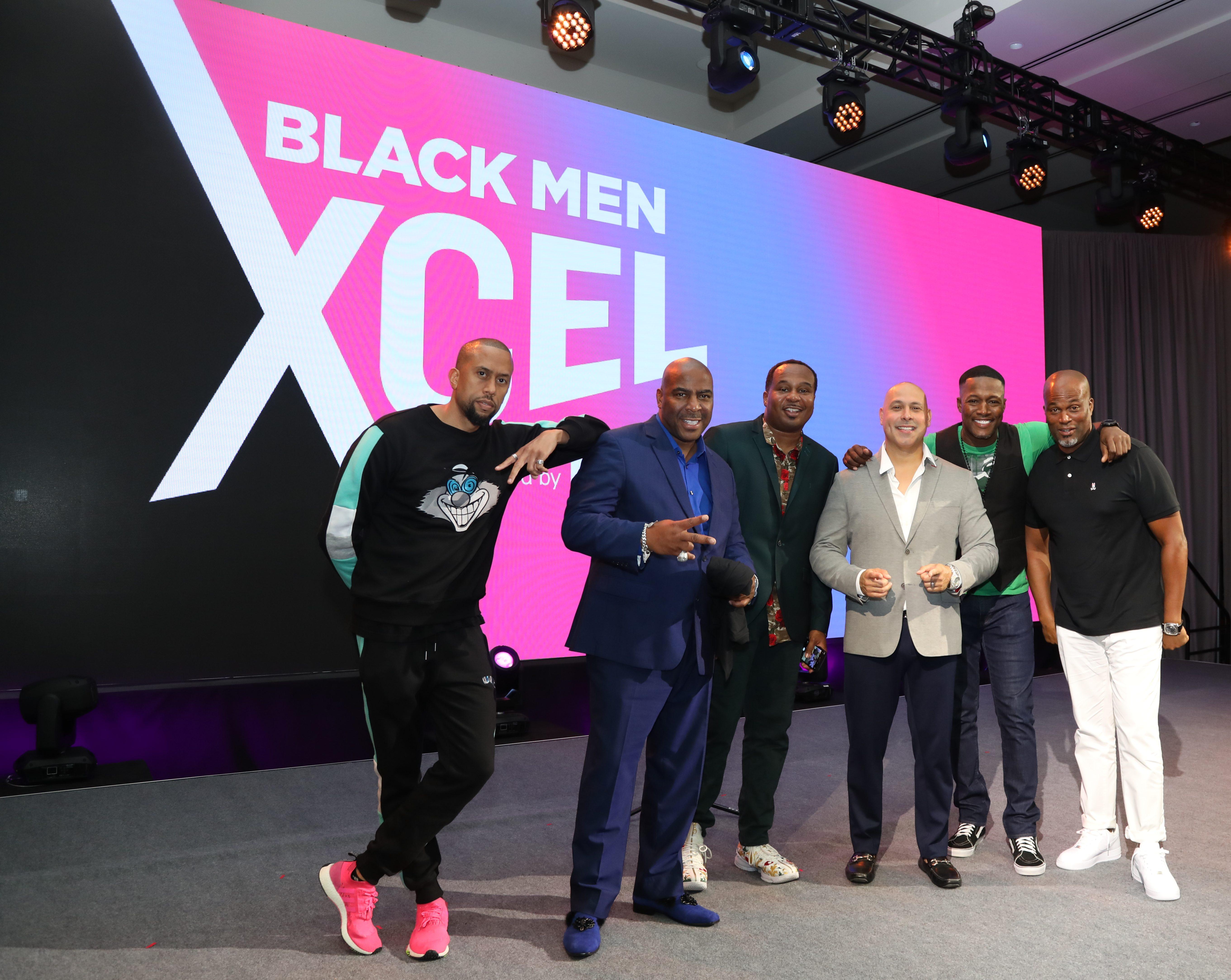 Black Men Xcel