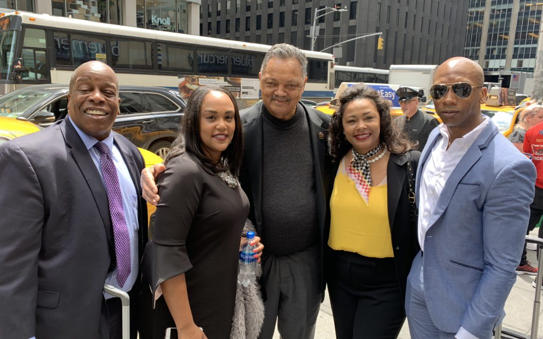 Join Us at Black Men XCEL To Honor Jesse Jackson, Our Champion For Equal Opportunity