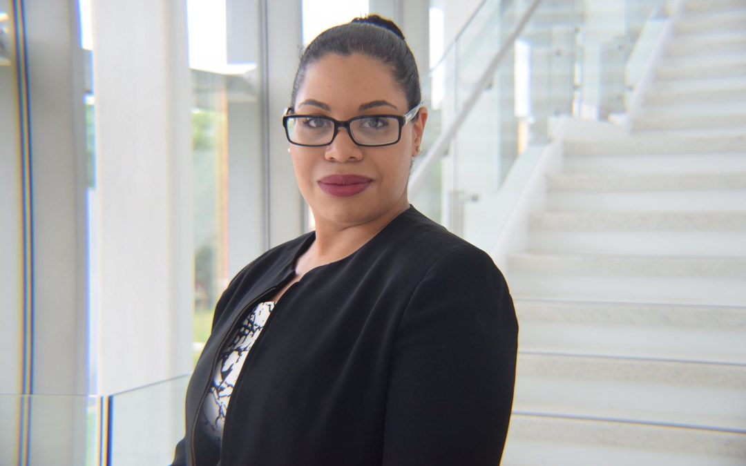 Young Afro-Latina Attorney Talks Leveraging Legal Skills on Capitol Hill