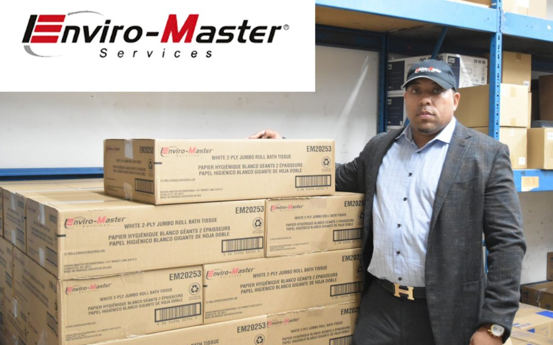 Less Than Two Years Out of Prison, Enviro-Master Services Franchise Owner Finds Success
