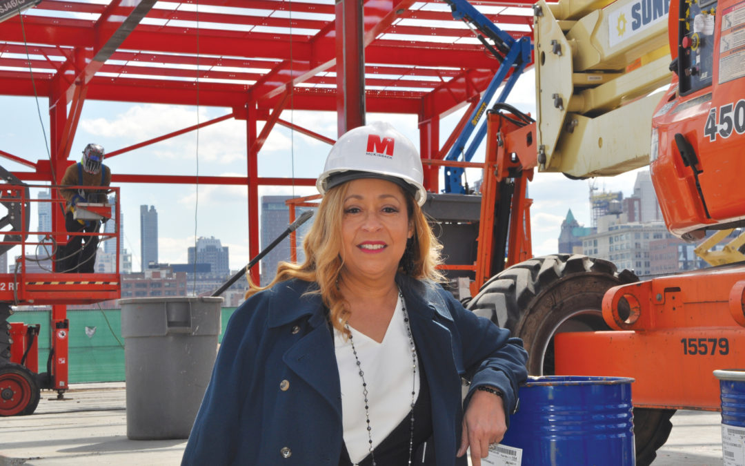 She Took Over Her Family's 114-Year-Old Construction Company and Turned It Into a $50 Million Powerhouse