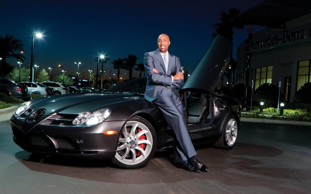 Former Pittsburgh Pirates First Baseman Owns the Third Largest Black-Owned Car Dealership