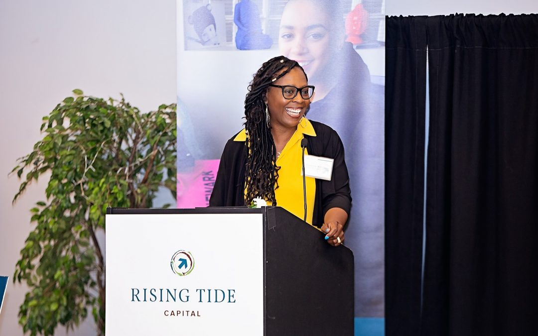 Many of the Entrepreneurs Finding Success with Rising Tide Capital are Black, Over-40 Single Mothers