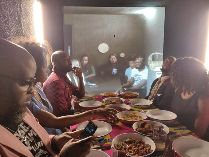 Twitter Curates Virtual Food and Conversation Experience Between Harlem and Lagos, Nigeria