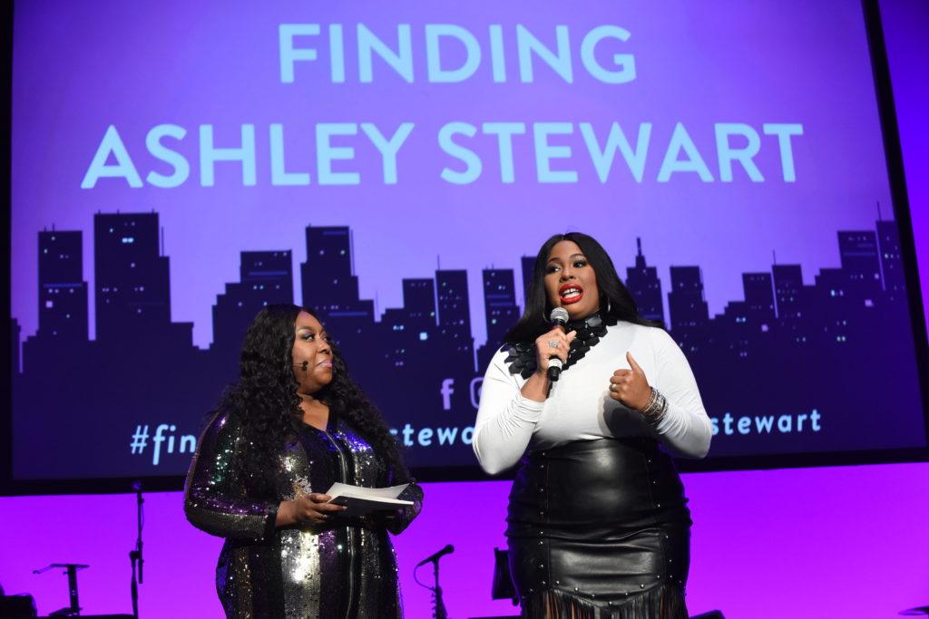 Finding Ashley Stewart