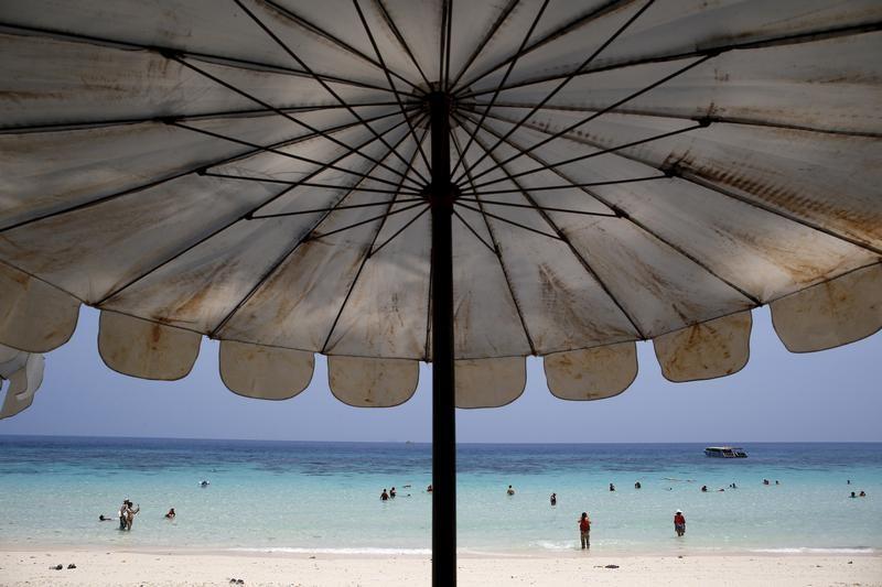 Beach life in Phuket