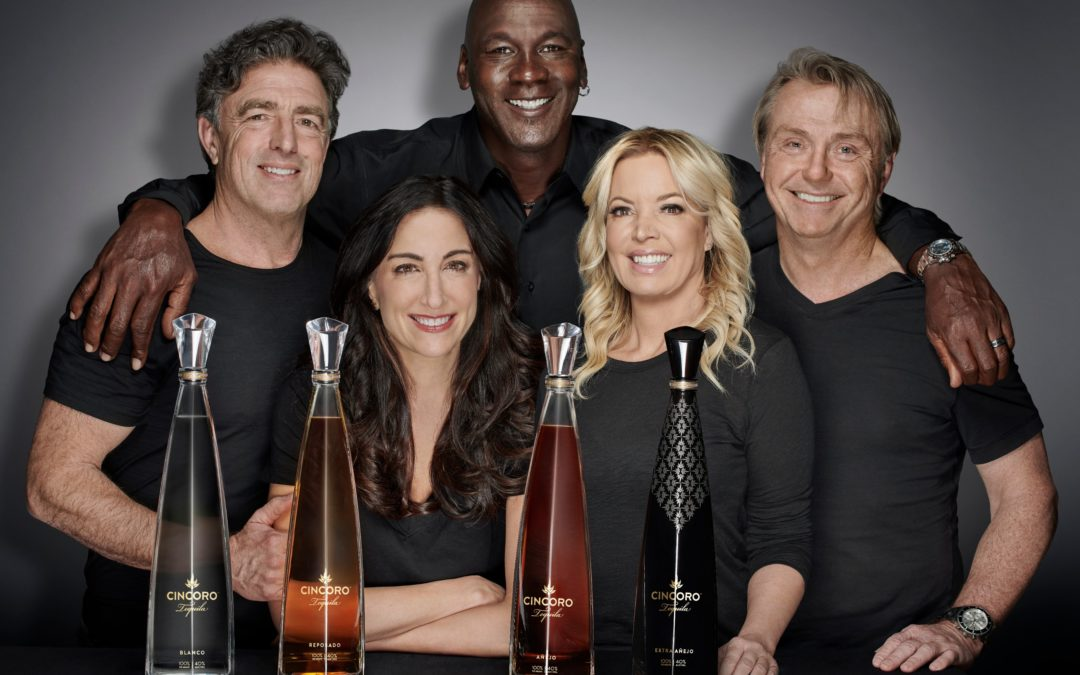Michael Jordan Tequila? NBA Legend Partners With Four Other NBA Owners to Launch Cincoro