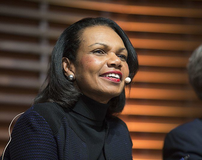 Condoleezza Rice Wants People to Stop Calling Racists 'Racist'