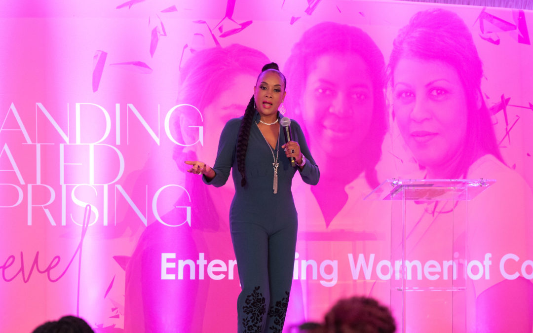 Vivica A. Fox Shares Tips about her Hustle With Women of Color