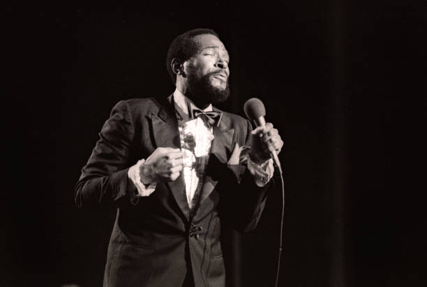 Remembering Marvin Gaye