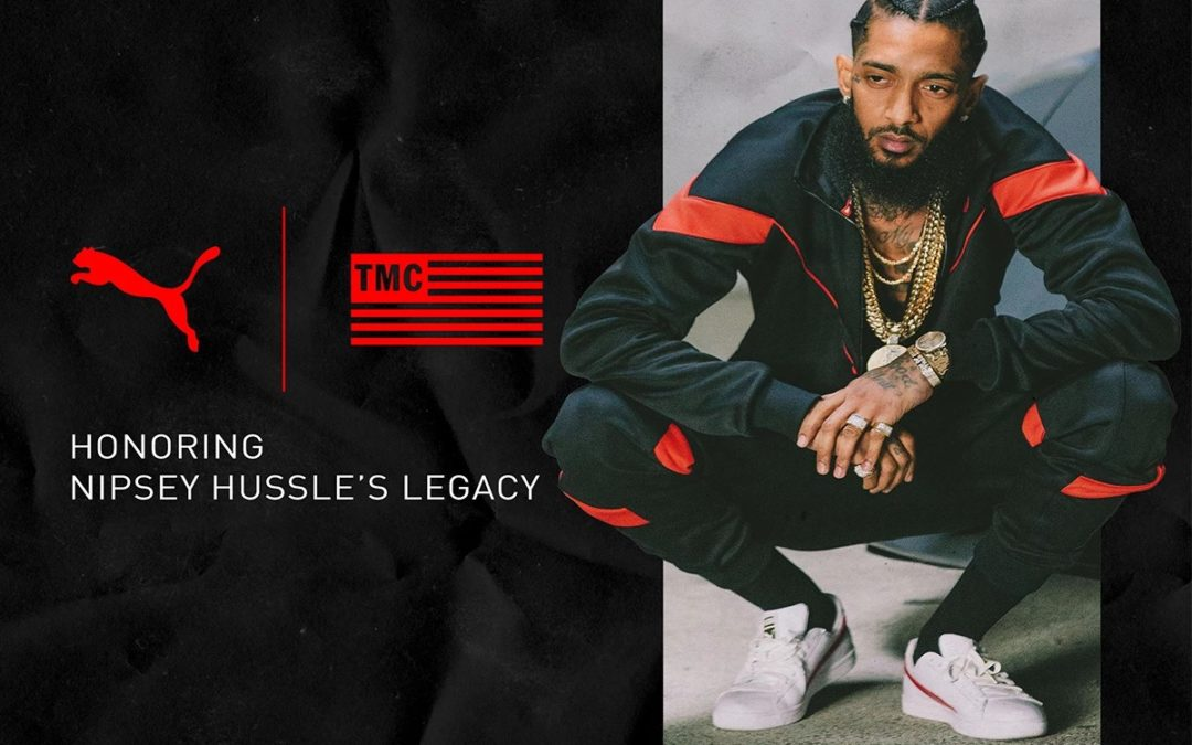 Puma Releases Nipsey Hussle's The Marathon Continues Collection–and It Sells Out in a Day