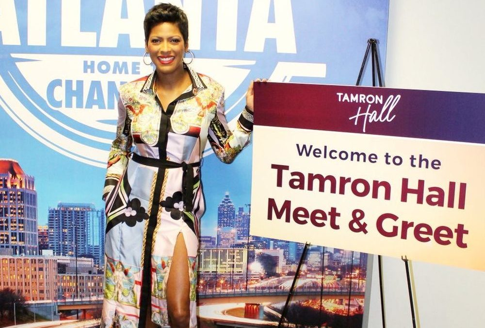 Tamron Hall Rebounds With New Self-Titled Talk Show on ABC