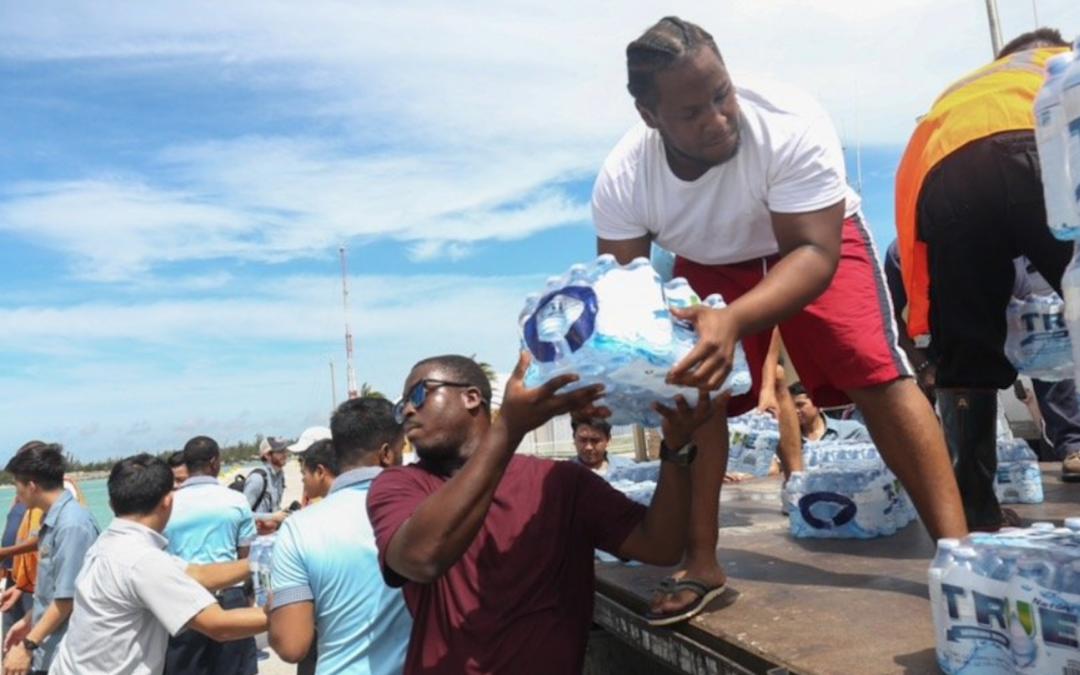 Bahamian Evacuees Denied Access Into U.S. Following Hurricane Dorian